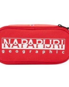 Astuccio Round Napapijri Happy rosso