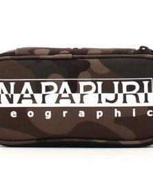 Astuccio Round organizzato Napapijri Camouflage