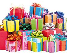 Articoli da regalo e tempo libero