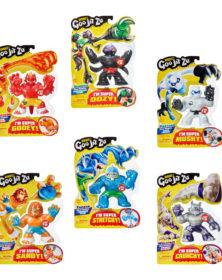Goo Jit Zu Hero Single Pack 13cm