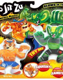 Goo Jit Zu Battle Pack 2 Heroes