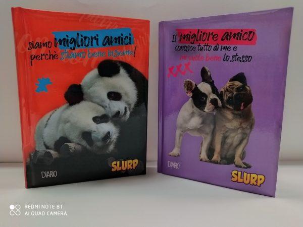 Diario SLURP -Animali 14,2x19,3