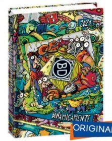 DIARIO AGENDA 16 MESI BASTARDIDENTRO SPECIAL 2020-21