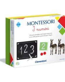 MONTESSORI - I NUMERI - Clementoni