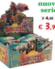 Mini Figures in bustina Gormiti Serie 9 - Giochi Preziosi