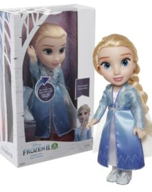 FROZEN 2 – Elsa Travel Doll Cantante