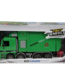 Camion Nettezza Urbana Fast Wheels