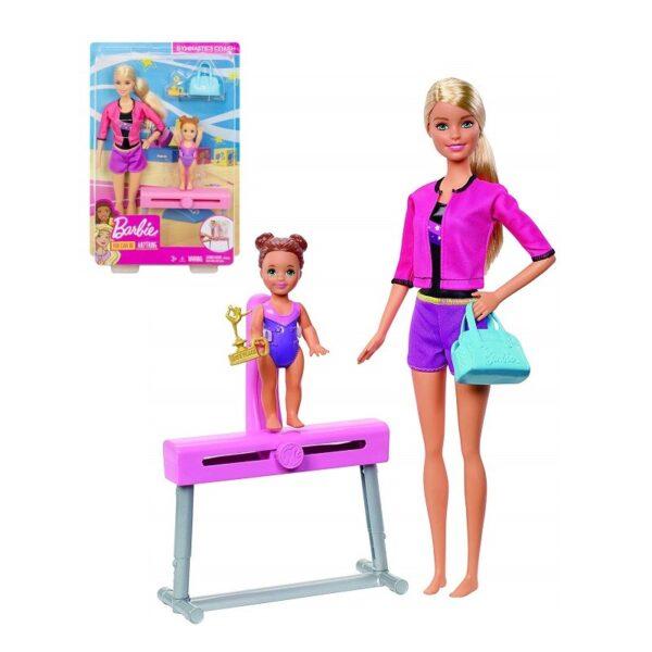 barbie prof. di ginnastica