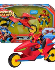 Moto con Axel - Power Players