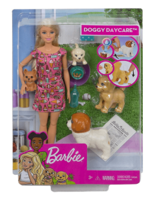 Barbie Dog Sitter - Mattel