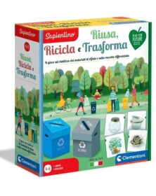 RIUSA, RICICLA E TRASFORMA