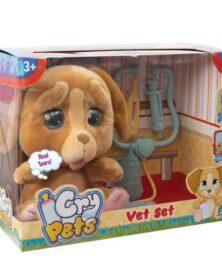 Emotion Pets CRY PETS SET VETERINARIO