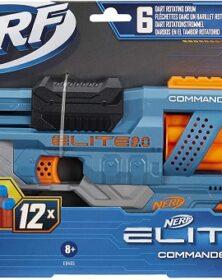 Nerf Elite 2.0 Commander RD6 E9485