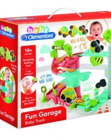 Fun Garage Baby Track - Clementoni
