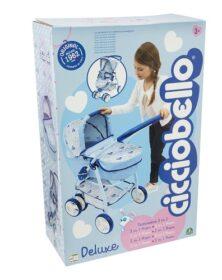 Cicciobello - Carrozzina Deluxe CCB58000