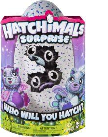 Hatchimals - uovo interattivo con gemelli