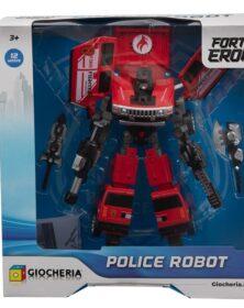 Robot Transformer POLICE