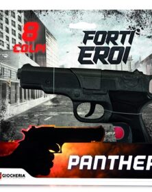 PISTOLA POLICE PANTHER 8 COLPI