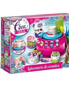 Laboratorio di ceramica - Crea Idea- Clementoni