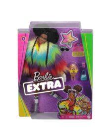 Barbie Extra Bambola con 10 Accessori alla Moda - GVR04