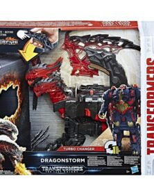 Transformer Dragonstorm Turbo Changer Cyberfire
