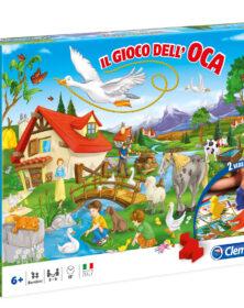 Il Gioco dell'Oca - CLEMENTONI – 12927