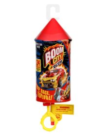 Boom City Racer - Veicolo con lanciatore