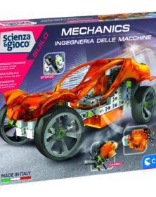 Scienza e Gioco - Mechanics - Ingegneria delle Macchine