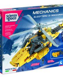 Scienza e Gioco - Mechanics - Elicottero di Soccorso