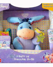Fisher-Price Batti Le Orecchie Ih-Oh Interattivo Winnie the Pooh Disney
