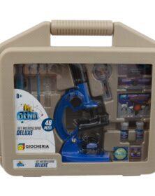 MICROSCOPIO Deluxe in valigetta