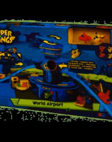 Super Wings Torre di Controllo Playset