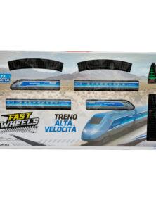TRENO ALTA VELOCITA GGI190061 -Fast Wheels