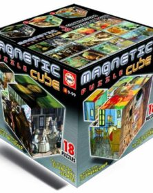 Puzzle Cube Magnetico 18 in 1