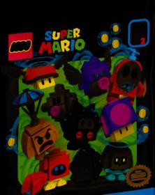 Bustine Personaggi Super Mario Lego serie 2 - 71386