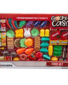 FOOD SET - Giochi di Casa - Giocheria