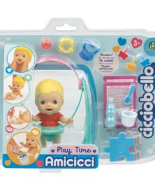CICCIOBELLO AMICICCI PLAY TIME