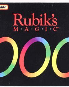Rubik's Magic Rompicapo Matchbox