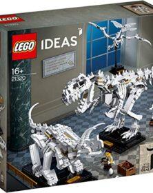 LEGO Ideas - Fossili di dinosauro – 21320