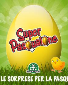 Uova di Pasqua con giochi