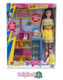 Me contro Te - Sofi Fashion doll e la Stanza Segreta GTH0356