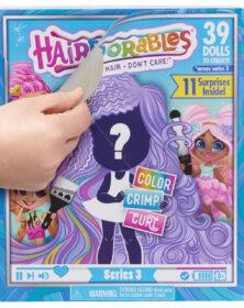 Hairdorables. Doll Con 11 Livelli Di Sorpresa HAA05000 - serie 3