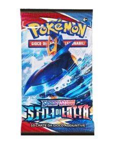 Pokémon - Spada e Scudo Stili di Lotta - Bustina 10 Carte Aggiuntive - IT
