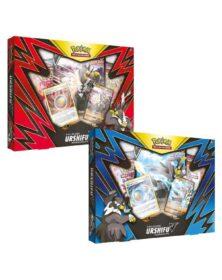 Pokemon Collezione Urshifu Singolcolpo-V e Collezione Urshifu Pluricolpo-V