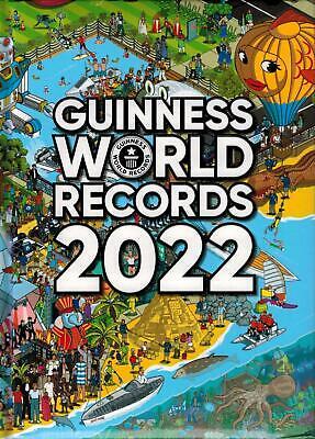 diario Guinness World Records 2021-22. Diario agenda 12 mesi