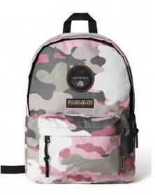 Zaino Napapijri Mini Print Pink camouflage
