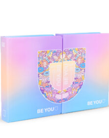 Diario Agenda Be you BBF - Best Friends Forever - 2021-2022